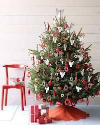 Christmas Decoration 27 Creative Christmas Tree Decorating Ideas Martha Stewart