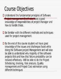 Project Management Notes Free Download Solution Integration Class