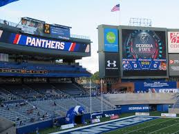 Georgia State Stadium Georgia State Panthers Stadium Journey