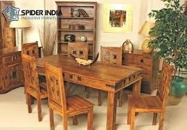 wood dinner table set outstanding wooden dining table wood dining table set exporter with regard to wood dinner table