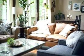 brown leather couch living room ideas. Brown Leather Furniture Decorating Ideas Living Room With Light Sofas Couch O