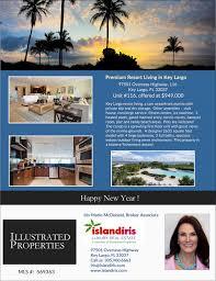 new year real estate flyers island iris luxury real estate real estate