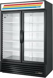 true 2 door cooler true 2 door glass cooler