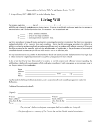 Living Will Forms What Is A Living Will Free Printable Living