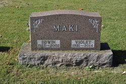 Edwin Maki (1923-2002) - Find A Grave Memorial