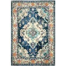 baby blue area rug navy light blue 5 ft x 8 area rug sky n light