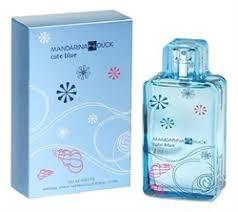 Купить духи Mandarina Duck <b>Cute Blue Woman</b> описание и цена ...