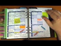 Using A Filofax As A Teacher Daily Planner