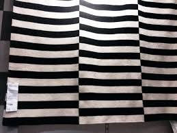 ikea yellow stripe rug black and white striped rugs ideas