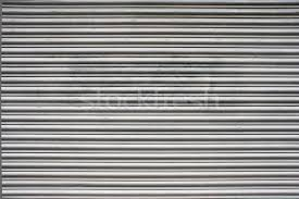 garage door texture. Stock Photo: Steel Garage Door Texture Or Background