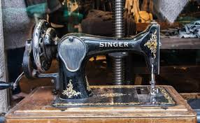 How Much Is An Antique Sewing Machine Worth