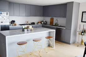 Easy On The Eyes 5 Gray Cream Kitchens And The Perfect Off White