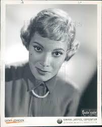 1959, Cathy Johnson Cleveland Singer Music | Historic Images