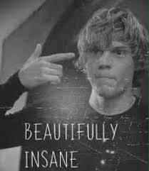 Ahs Quotes Fascinating American Horror Story Evan Peters Black White Photography