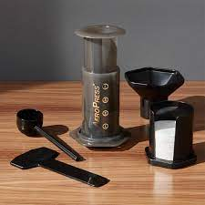 But within that universe of niche tools, the aeropress coffee and espresso maker is one of the few that will appeal to a wide range of coffee drinkers. Aeropress Coffee Maker Reviews Crate And Barrel