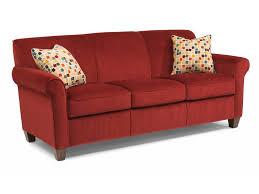 Living Room Furniture North Carolina Flexsteel Living Room Fabric Sofa 5990 31 Carolina Furniture