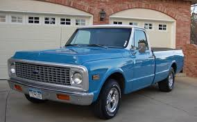 All Chevy chevy c-10 : 1971 Chevrolet C-10 Supercharged Truck