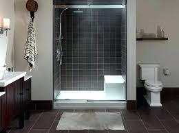 shower door entrancing sterling shower doors installation instructions