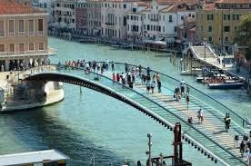 ponte della costituzione - ponte di calatrava - venezia
