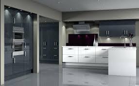 black kitchen cabinets ideas large size of glossy black kitchen glossy grey kitchen