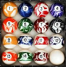 pool table balls. Fine Balls Pool Table Billiard Ball Set MarbleSwirl Style Throughout Balls