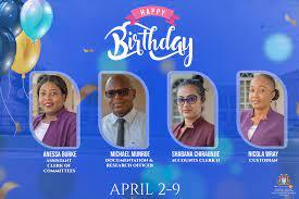2021 BUDGET DEBATE SPEAKERS' LINEUP... - Parliament of Guyana | Facebook