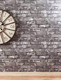 Grey Brick Wallpaper Ideas