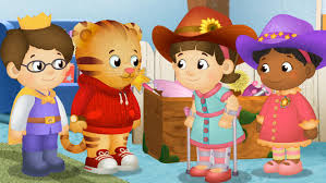 A New Friend Visits Daniel Tigers Neighborhood This Week Out With