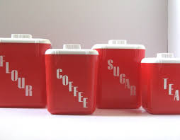large size of cute kitchen canister vintage red retro plastic canisters kitchen canister vintage red