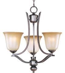 maxim 10174wsoi madera 3 light 19 inch oil rubbed bronze mini chandelier ceiling light