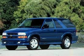 Auction Results And Data For 2001 Chevrolet Blazer Ls Lt Zr2 Xtreme Conceptcarz Chevrolet Blazer Chevy S10 Xtreme Chevrolet