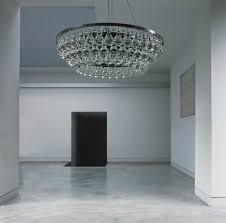 arctic pear chandelier round 90