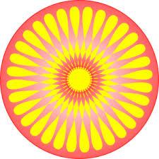 Circle Design Watercolor Dan Dressler