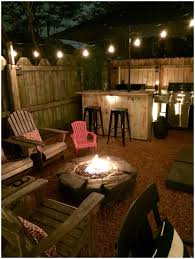 Stunning U0026 Inspiring Outdoor Fire Pit Areas  The Happy HousieBackyard Fire Pit Area