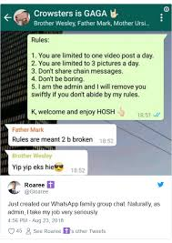 News Chat How Group To A In Whatsapp Being Bbc ' Avoid Person 'that 7SZxqWvw1