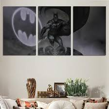 dc comics batman logo bat signal 3pcs