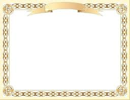 blank certificate template for best solution free frame templates star border award certificates elegant word meaning