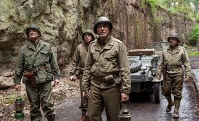the monuments men george clooney bill murray bob