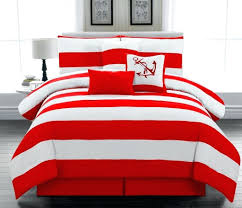 black and white bed sheets red bedding sets covers