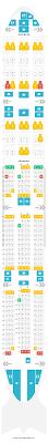 Seatguru Seat Map Qatar Airways Seatguru
