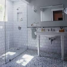 bathroom glass floor tile. divine decorating ideas using rectangular glass shower doors and grey rugs also with white bathroom floor tile r