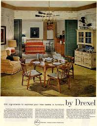 1950S Interior Design Interesting 48 Vintage Drexel Colonial Lives Even Heading Into The 48s