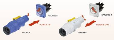 nac3fcb neutrik powercon power in and power out