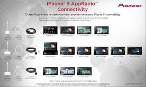 pioneer app radio wiring diagram ewiring appradio one pioneer electronics usa