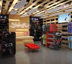 ... clothing store interior quiksilver 2 3d model max 2 ...