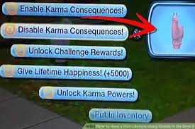 how to have a rich lifestyle using cheats in the sims 3 8 steps