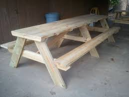 Free Picnic Table Designs 50 Free Diy Picnic Table Plans And Ideas That Will Bring