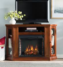 fireplace tv console also corner faux fireplace tv stand also tv