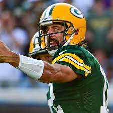 Aaron Rodgers stank in the Packers ...