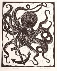 Small Picture Octopus Tattoo Drawings Octopus tattoo concept art by Janny